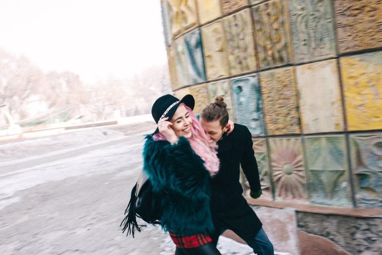 Love in OUUR любить в Алма-Ате