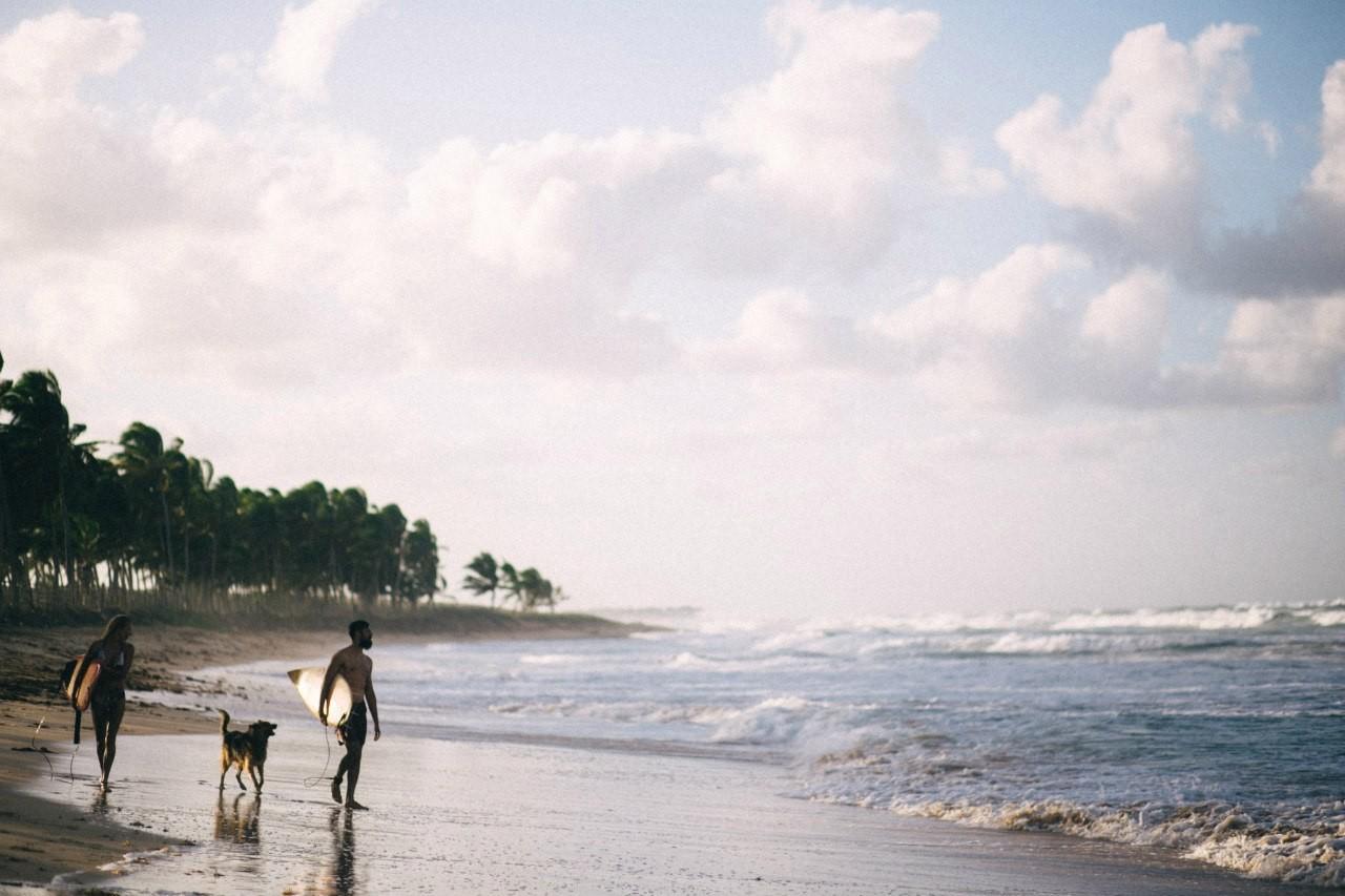 Love in OUUR любить на Карибах