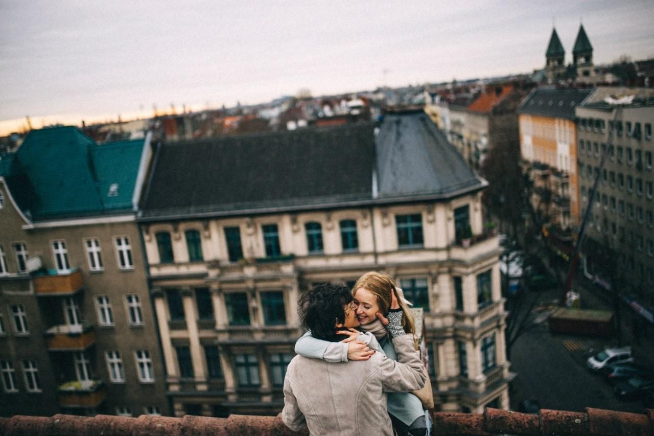Love in OUUR любить в Берлине